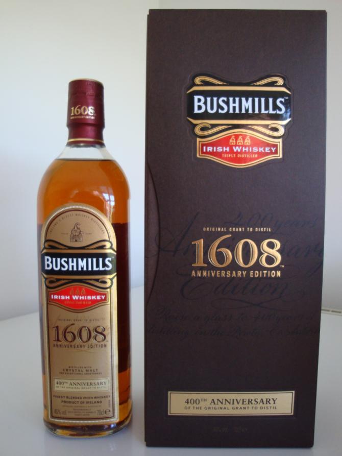 Bushmills 1608