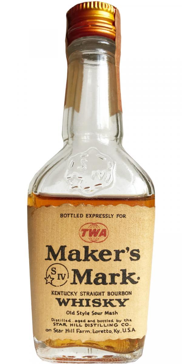 Maker's Mark TWA