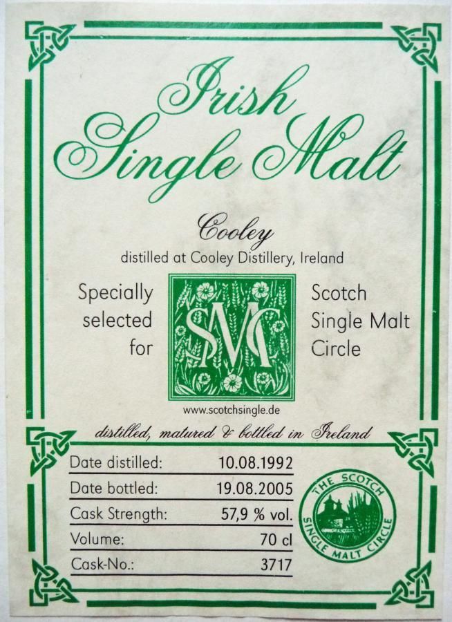 Cooley 1992 MC
