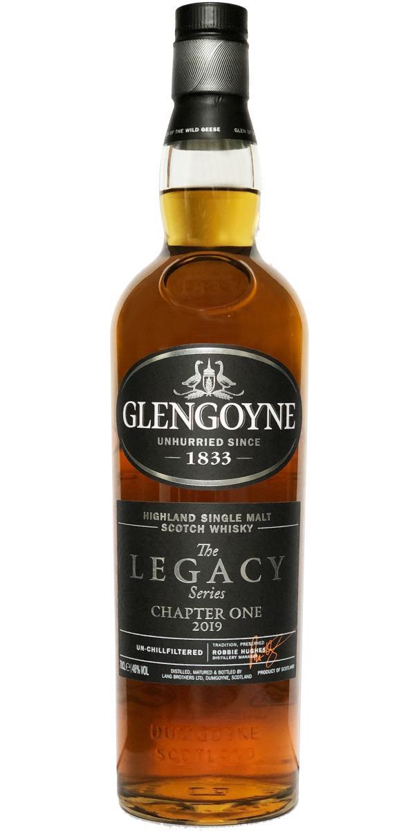 Glengoyne The Legacy Series