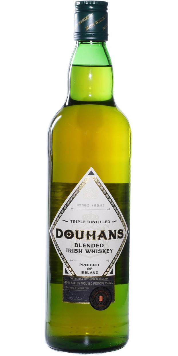 Douhans Blended Irish Whiskey