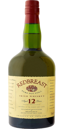 Redbreast 12-year-old