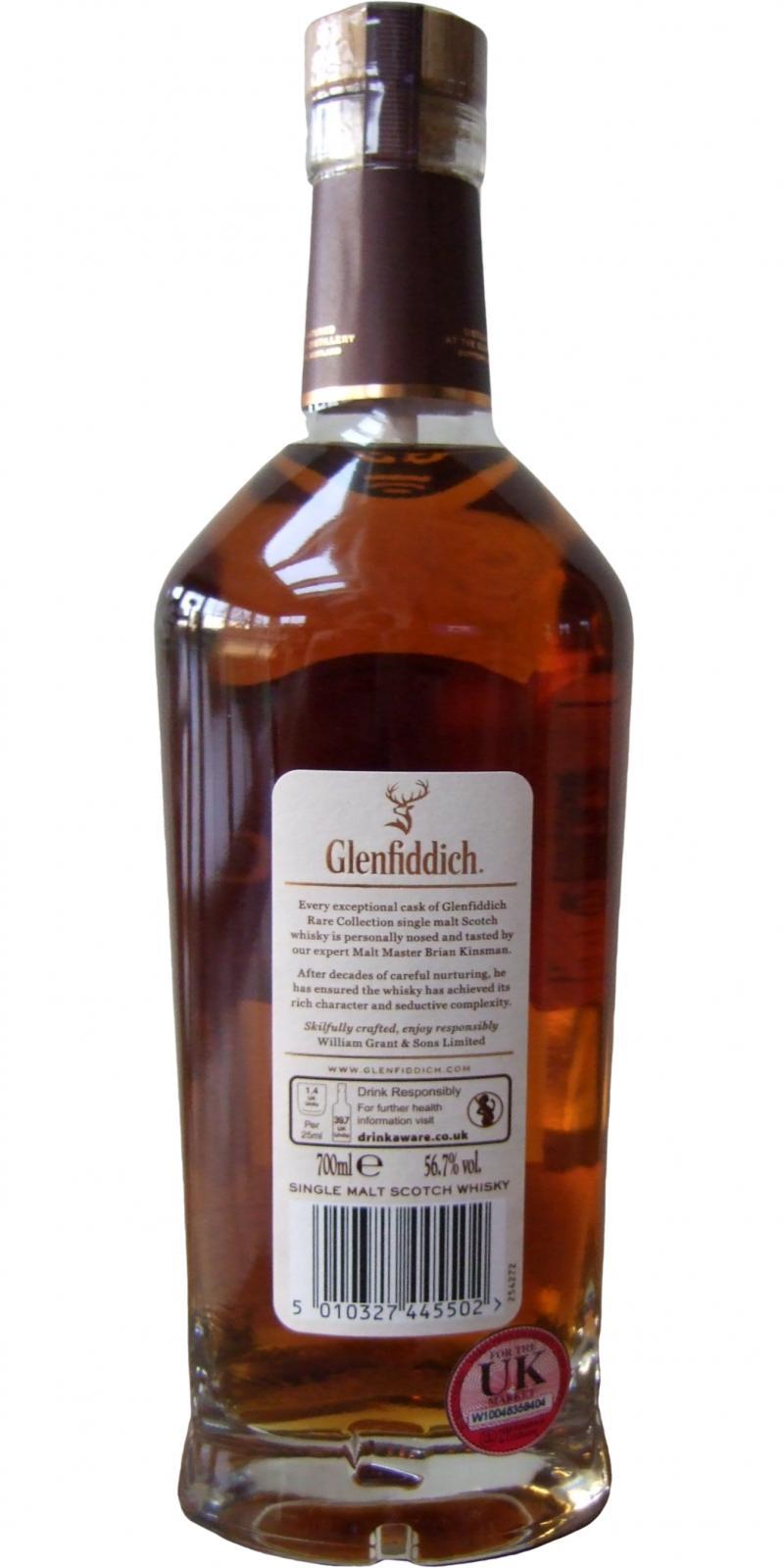 Glenfiddich 1987