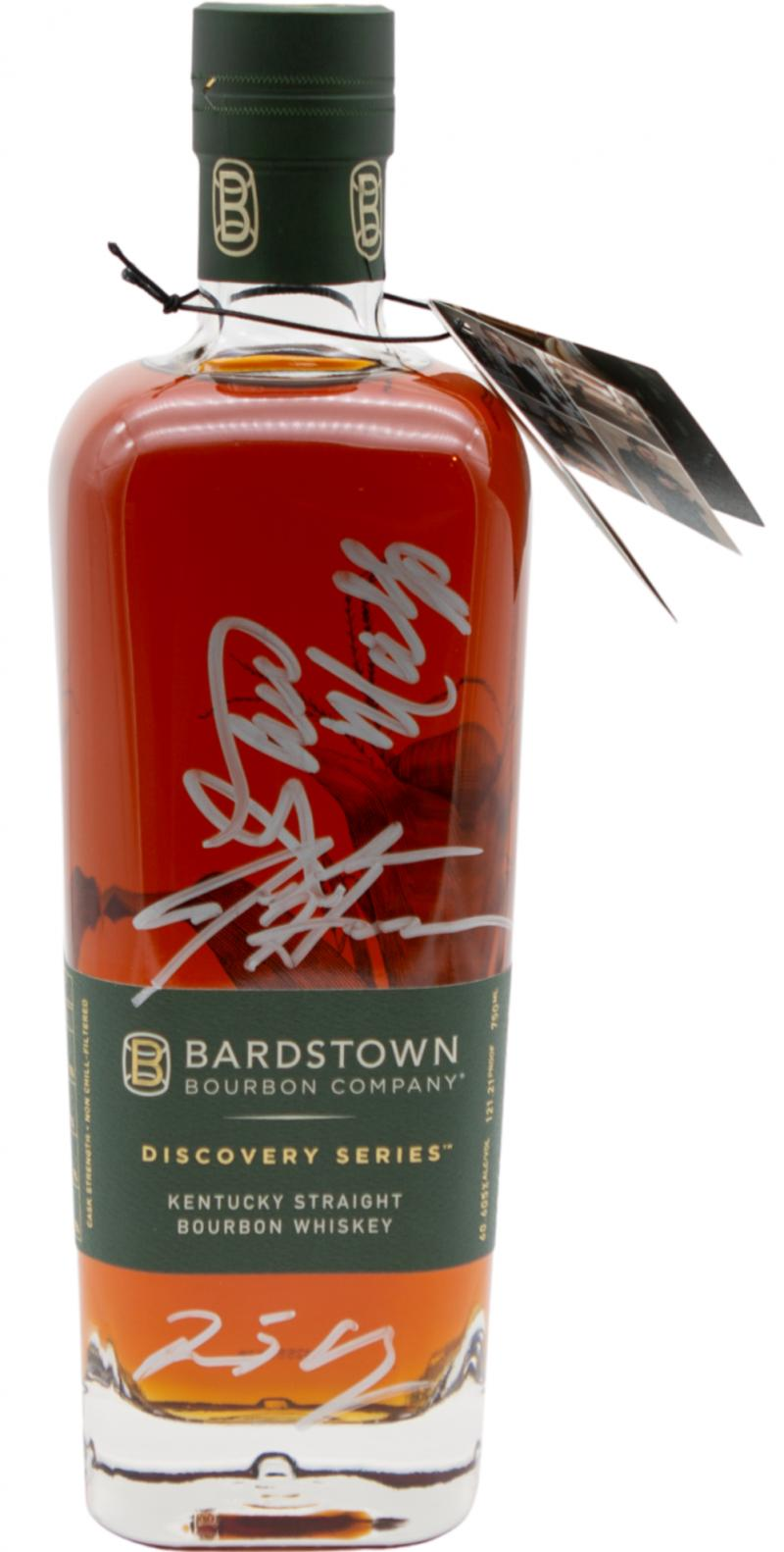 Bardstown Bourbon Company Discovery Series #1