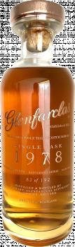 Glenfarclas 1978