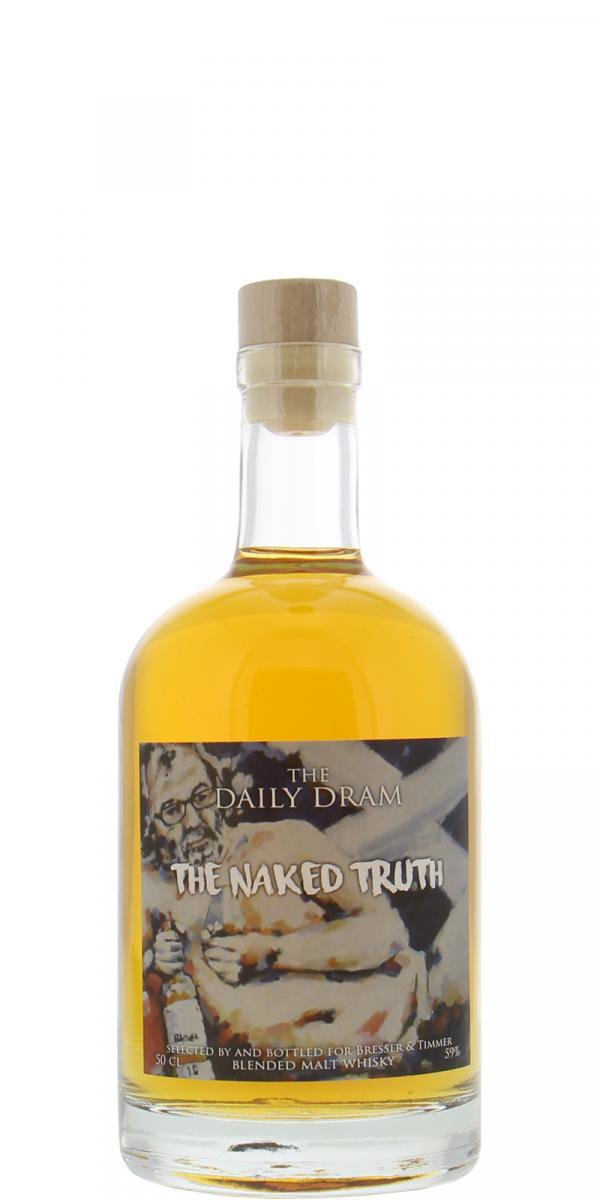 Blended Malt Whisky The Naked Truth TDD