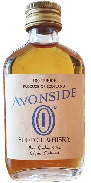 Avonside 100° Proof