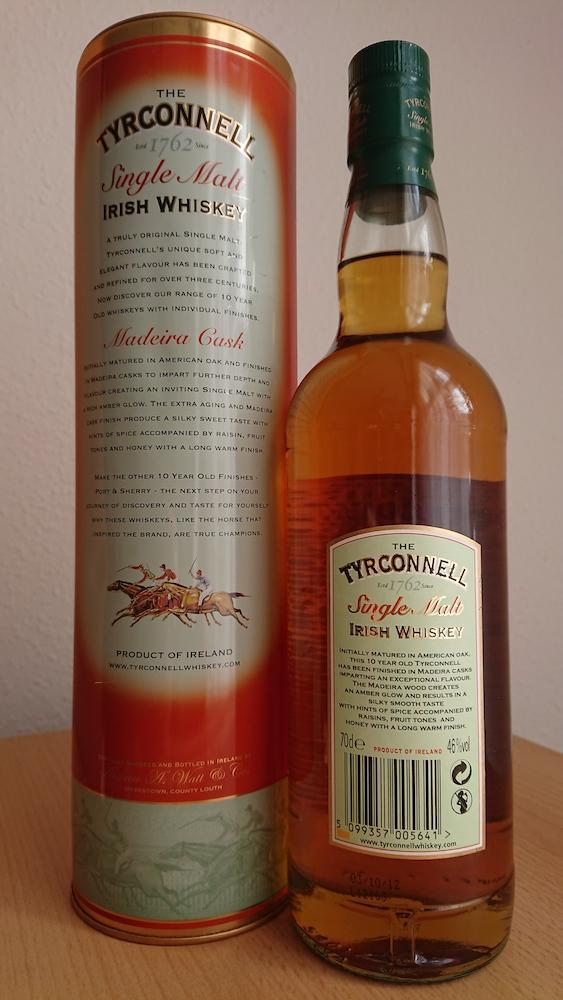 Tyrconnell 10-year-old Madeira
