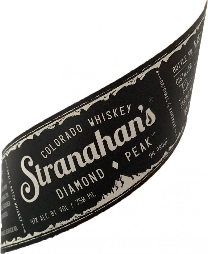Stranahan's Diamond Peak