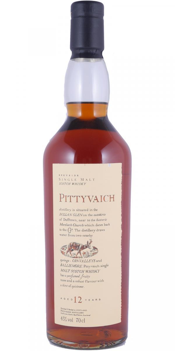Pittyvaich 12-year-old