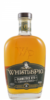 WhistlePig Farmstock Rye