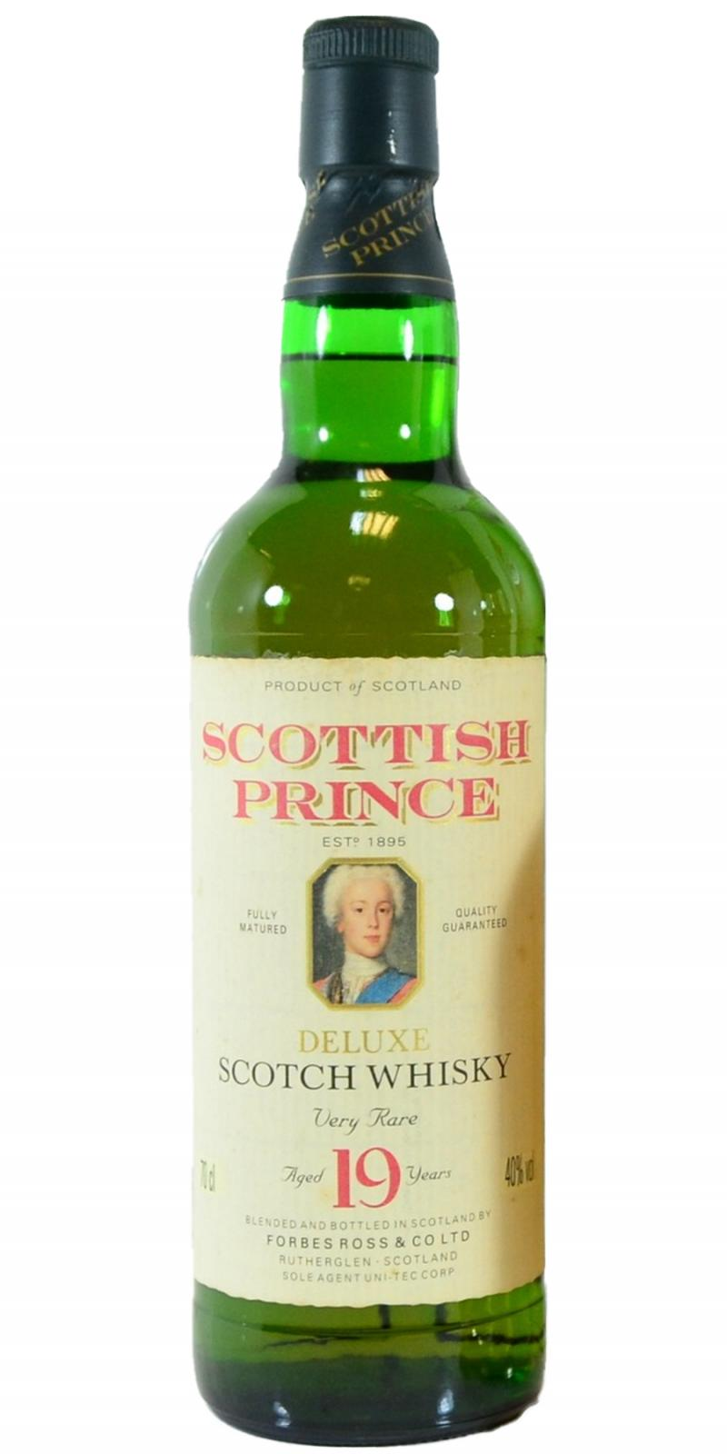 Scottish Prince 19-year-old