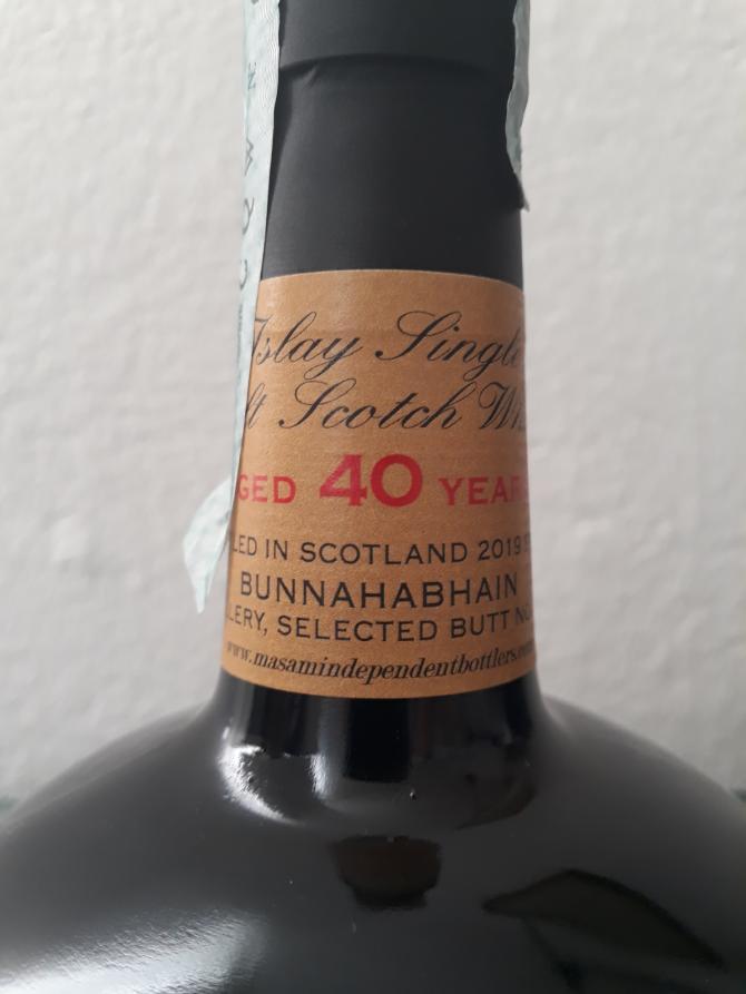 Bunnahabhain 1979 Sa