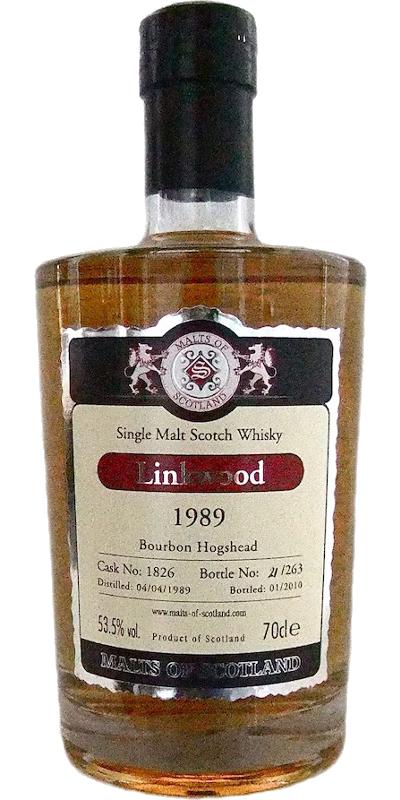 Linkwood 1989 MoS