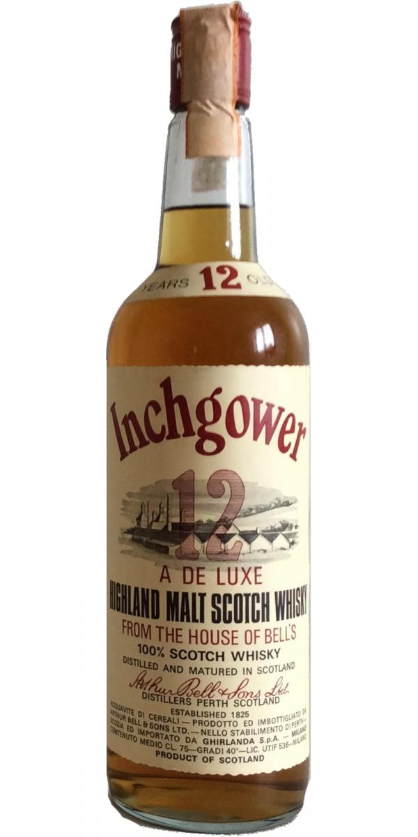 Inchgower 12-year-old