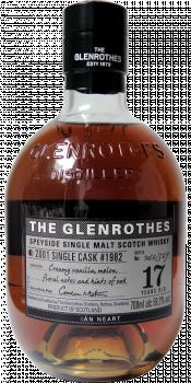 Glenrothes 2001