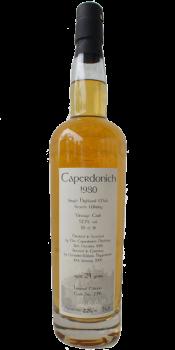 Caperdonich 1980 GW