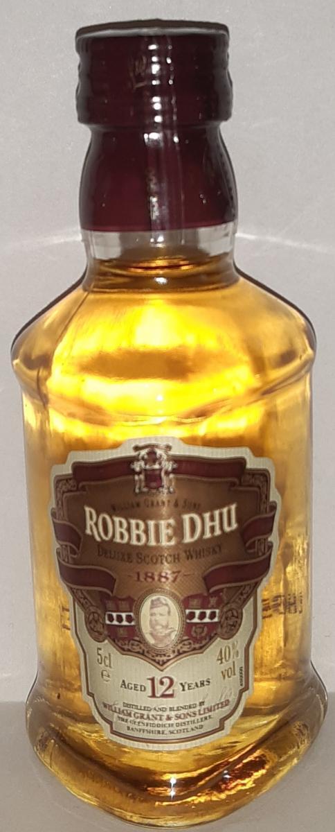 Robbie Dhu 12-year-old
