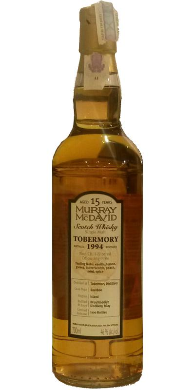 Tobermory 1994 MM