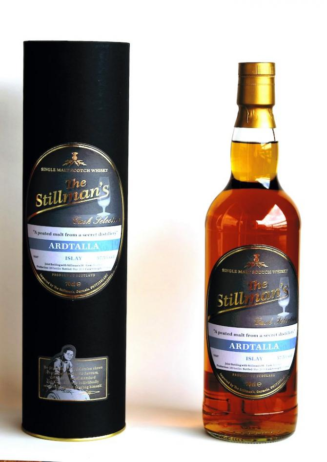 Ardtalla Cask Selection