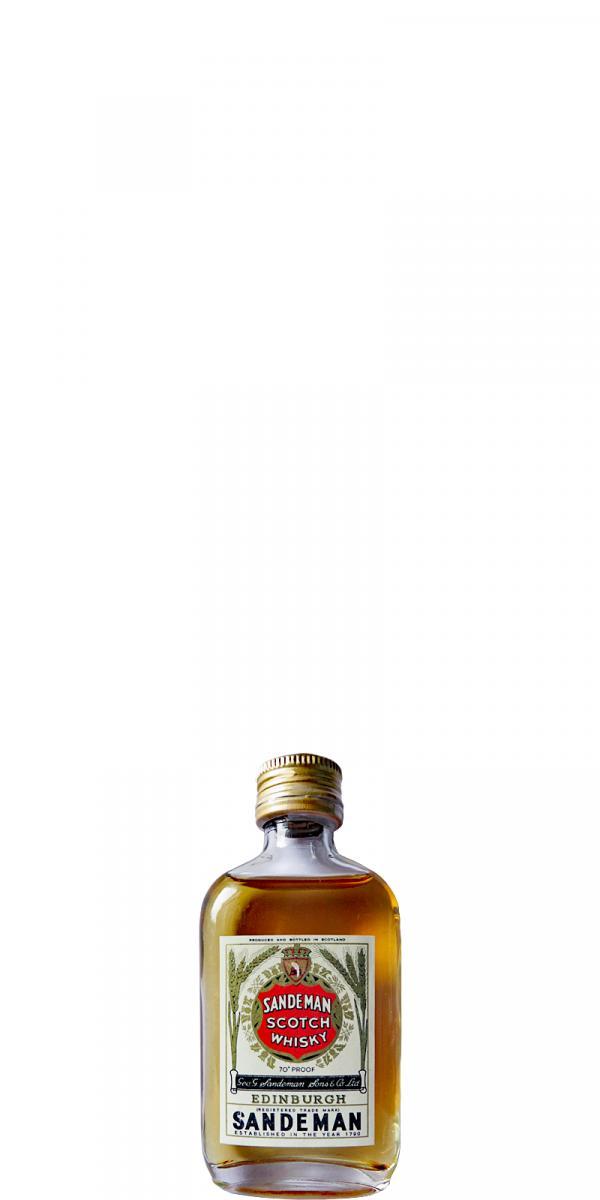 Sandeman Scotch Whisky
