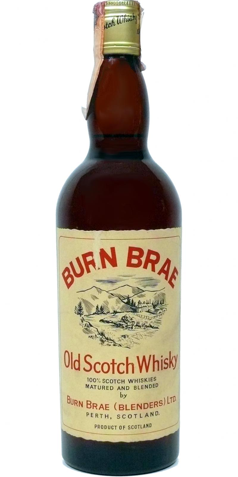 Burn Brae Old Scotch Whisky