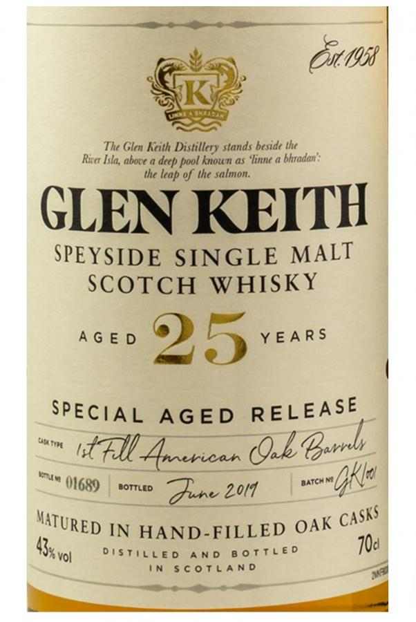 Glen Keith 25-year-old