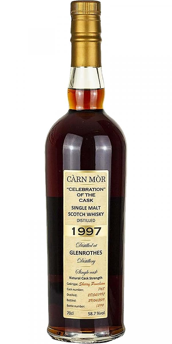 Glenrothes 1997 MMcK
