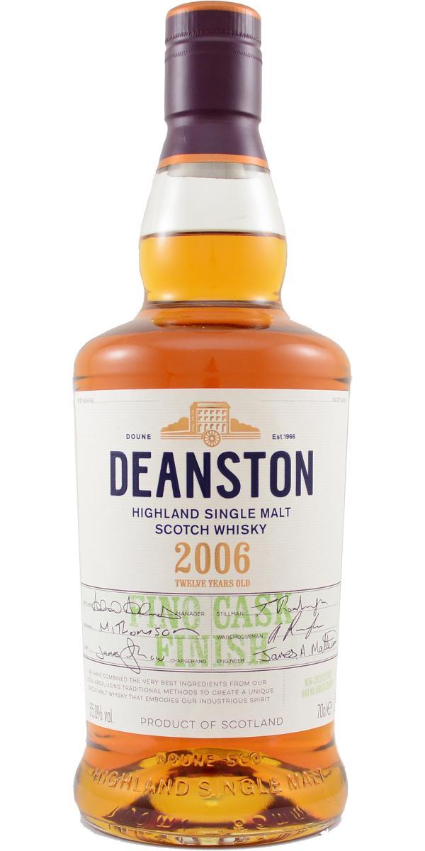 Deanston 2006