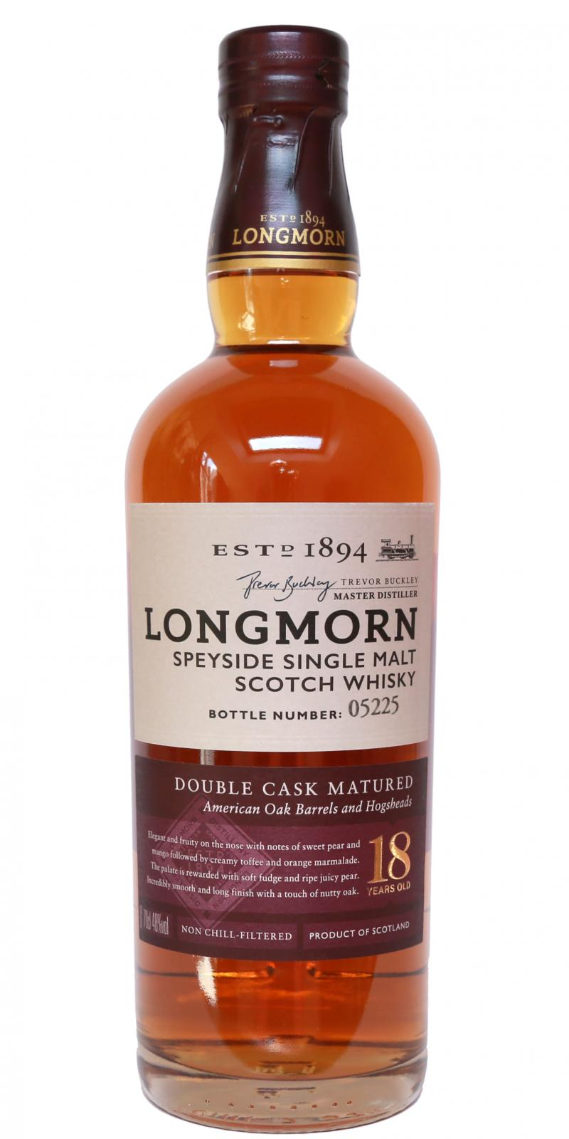 Longmorn 18-year-old