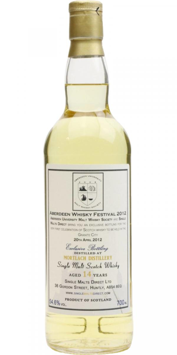 Mortlach 14-year-old SMD