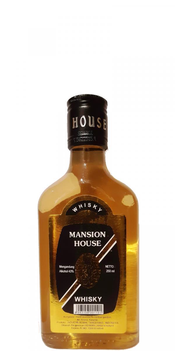 Mansion House Whisky