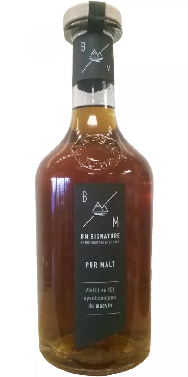 Rouget de L'Isle BM signature-pur malt