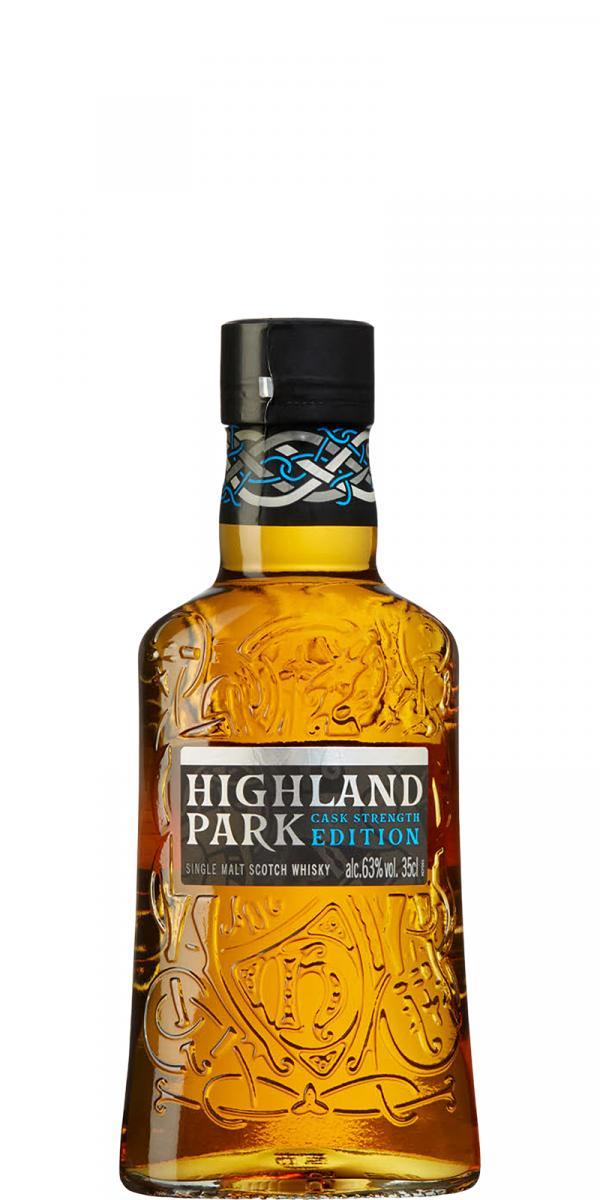 Highland Park Cask Strength Edition