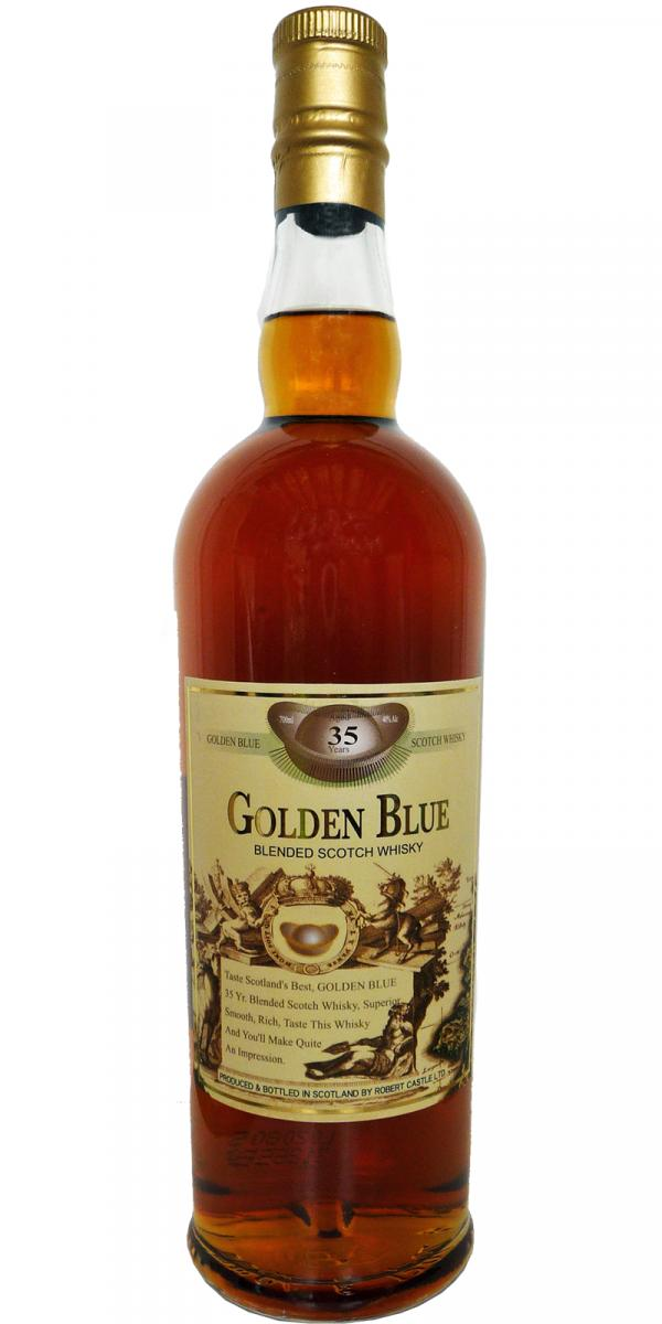 Golden Blue 35-year-old