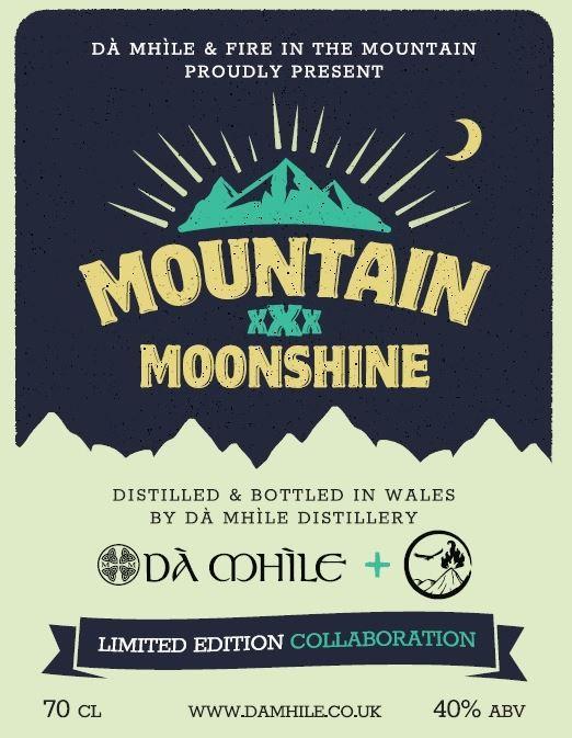 Dà Mhìle Mountain Moonshine