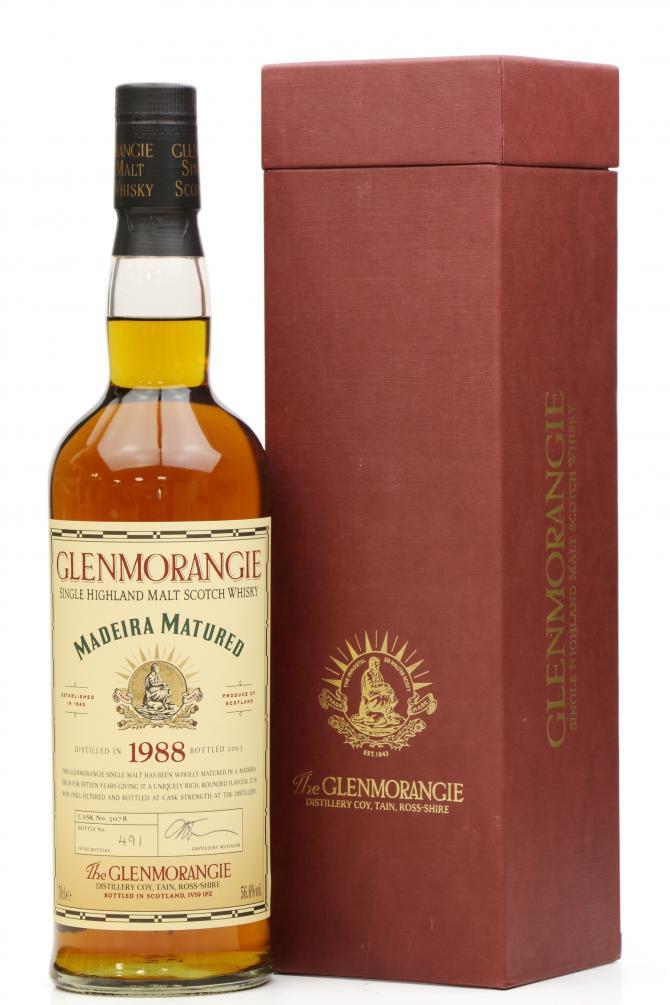 Glenmorangie 1988