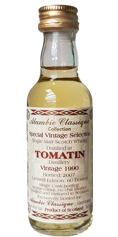 Tomatin 1990 AC