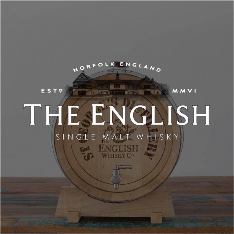 The English Whisky English Peated Whisky KiSpi