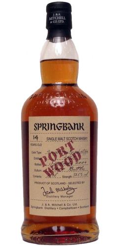 Springbank 1989