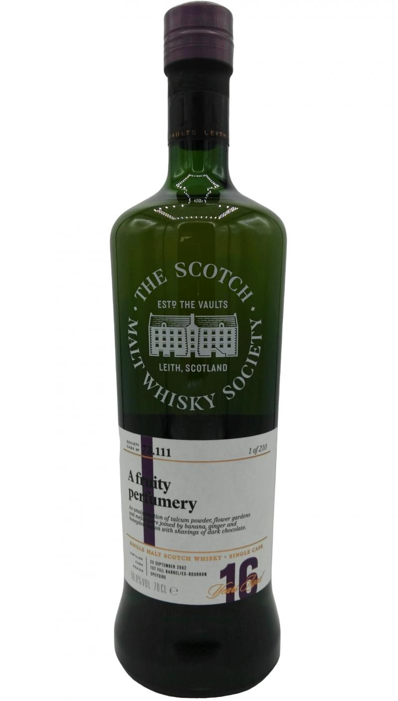 Aultmore 2002 SMWS 73.111