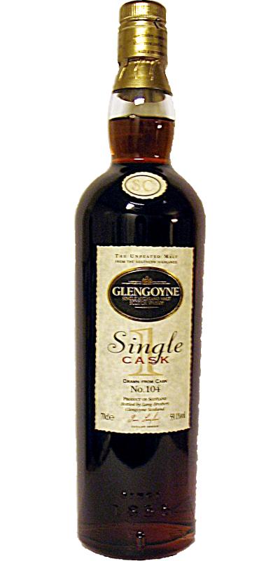 Glengoyne 1985