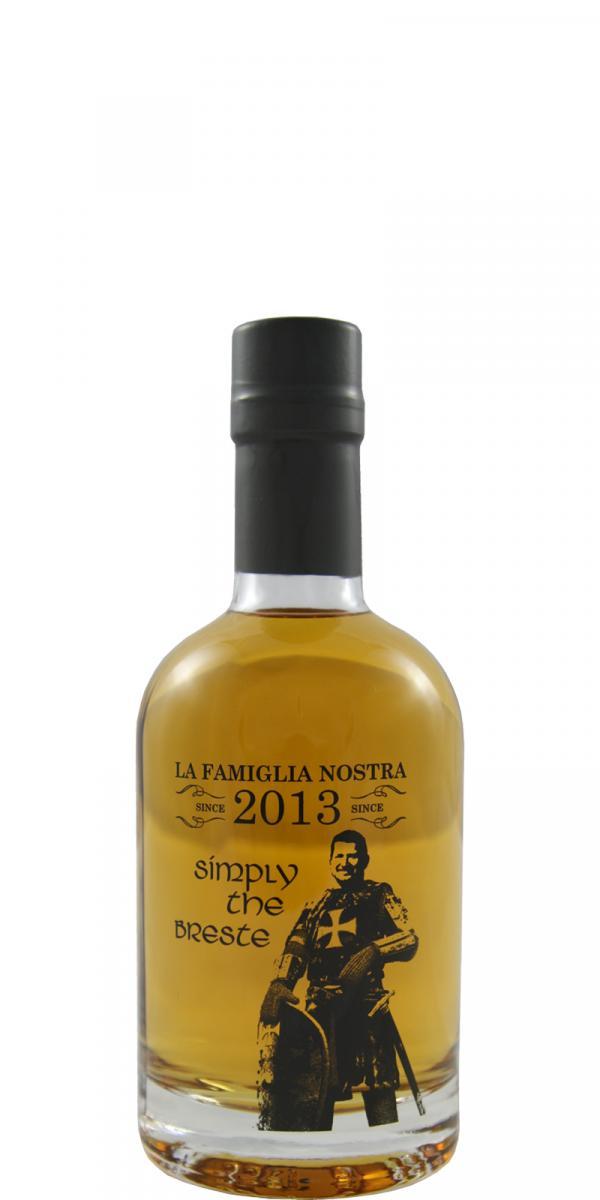 La Famiglia Nostra 2007 - Simply the Breste LFN