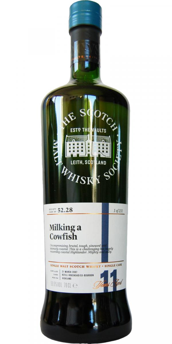 Old Pulteney 2007 SMWS 52.28