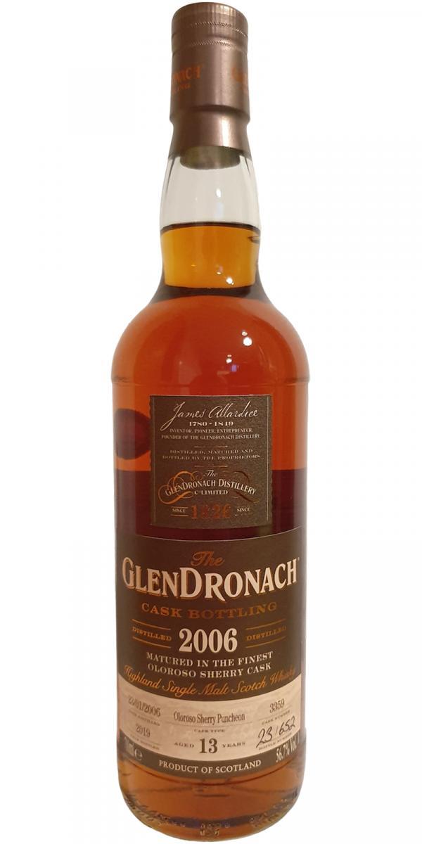Glendronach 2006