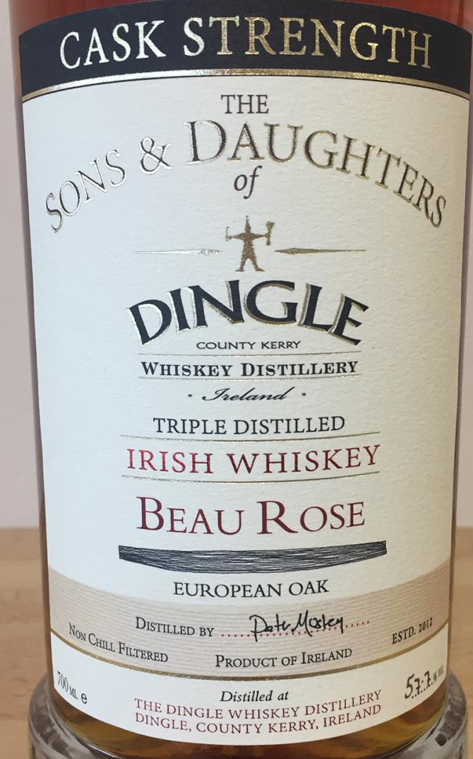 Dingle Beau Rose