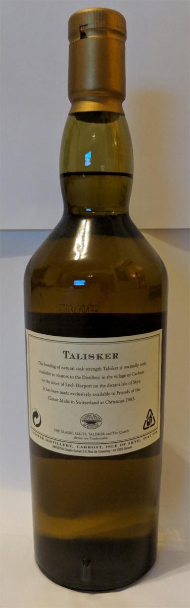 Talisker Limited Edition
