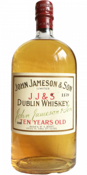 John Jameson & Son 10-year-old