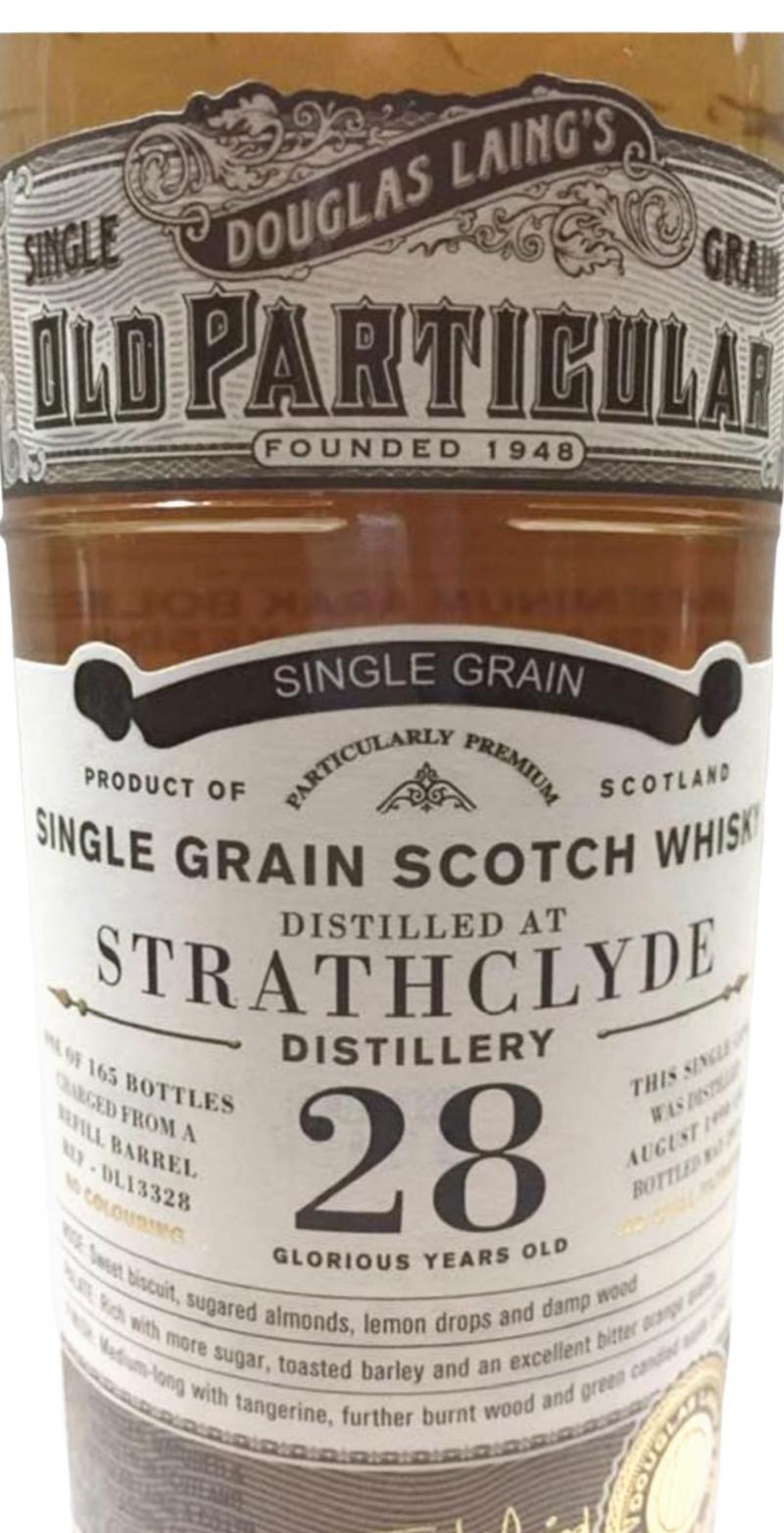 Strathclyde 1990 DL