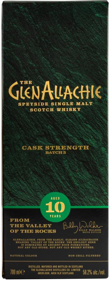 Glenallachie 10-year-old